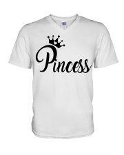 Perfect Tshirt Family - X Us Princess V-Neck T-Shirt thumbnail