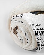 """My dear daughter remember how much i love you Small Fleece Blanket - 30"""" x 40"""" aos-coral-fleece-blanket-30x40-lifestyle-front-18"""