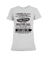 Perfect gifts for Your Daughter Premium Fit Ladies Tee thumbnail