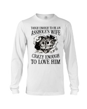 CRAZY ENOUGH TO LOVE HIM Long Sleeve Tee thumbnail