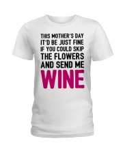 Perfect Gift For Your Mom Ladies T-Shirt thumbnail