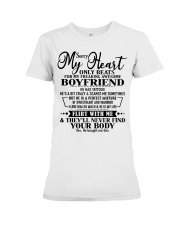 The perfect gift for your girlfriend - AH00 Premium Fit Ladies Tee thumbnail