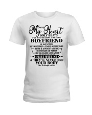 The perfect gift for your girlfriend - AH00 Ladies T-Shirt thumbnail