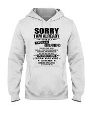 Special gift for Boyfriend - Kun 05 Hooded Sweatshirt thumbnail