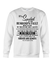perfect gift for wife S00 Crewneck Sweatshirt thumbnail