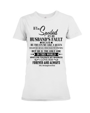 perfect gift for wife S00 Premium Fit Ladies Tee thumbnail