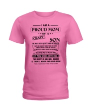Perfect Gift for mom S0 Ladies T-Shirt front