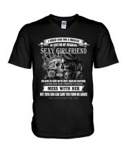 Perfect gift for boyfriend -S V-Neck T-Shirt thumbnail
