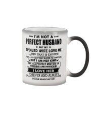Special gift for your Husband - Kun 00 Color Changing Mug thumbnail
