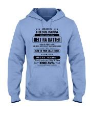 PERFEKTE GAVER TIL PAPPA-05 Hooded Sweatshirt thumbnail