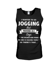 I wanted to go jogging but --- SO there's that CT Unisex Tank thumbnail