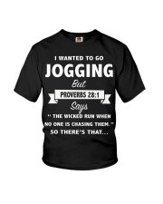 I wanted to go jogging but --- SO there's that CT Youth T-Shirt thumbnail