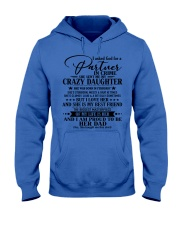 DAUGHTER TO DAD - D FEBRUARY Hooded Sweatshirt thumbnail