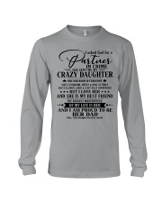 DAUGHTER TO DAD - D FEBRUARY Long Sleeve Tee thumbnail