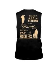 Being a US Veteran is an Honor Sleeveless Tee thumbnail