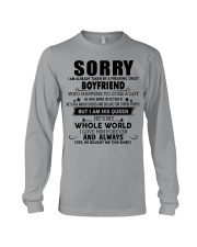 The perfect gift for your girlfriend - D10 Long Sleeve Tee thumbnail