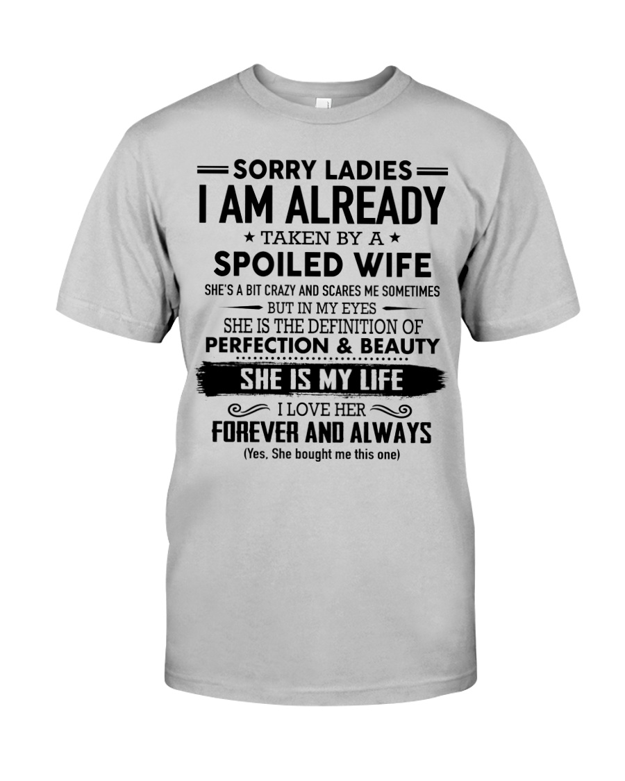 Special gift for Husband- Presents to your Husband Classic T-Shirt