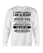 Special gift for Husband- Presents to your Husband Crewneck Sweatshirt thumbnail