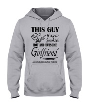 perfect Gift for boyfriend S-W  Hooded Sweatshirt front