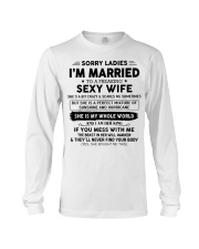 Perfect gift for husband CH00 Long Sleeve Tee thumbnail
