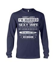 Sorry ladies - I'm married  Long Sleeve Tee thumbnail