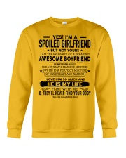 The perfect gift for your girlfriend - D7 Crewneck Sweatshirt thumbnail