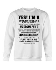 Perfect gift for husband AH00up1 Crewneck Sweatshirt thumbnail