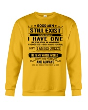 Good men still exist CTUS11 Crewneck Sweatshirt thumbnail