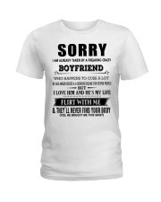 The perfect gift for your girlfriend - TINH00 Ladies T-Shirt front
