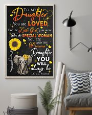 Gift For Your Son 11x17 Poster lifestyle-poster-1