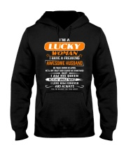 Lucky woman - T04 April Hooded Sweatshirt thumbnail