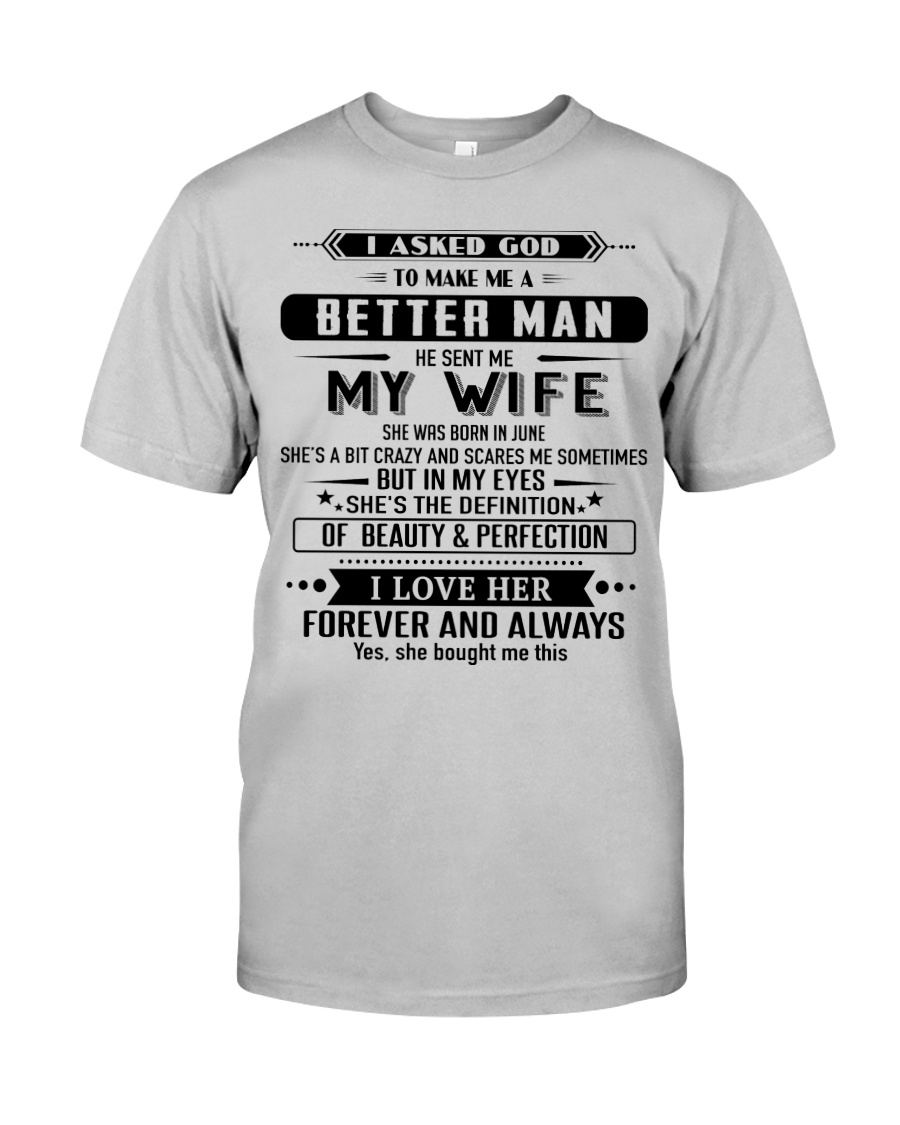 Gift for Husband - TINH06 Classic T-Shirt