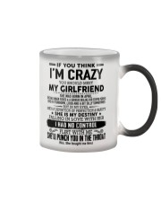 Gift for boyfriend T04 April T3-152 Color Changing Mug thumbnail