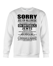 Gift for your boyfriend NauyAH-08 Crewneck Sweatshirt thumbnail