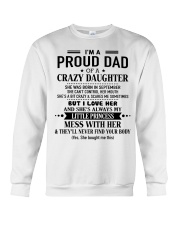 Gift for your dad S-9 Crewneck Sweatshirt thumbnail