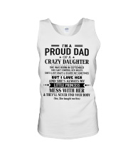 Gift for your dad S-9 Unisex Tank thumbnail