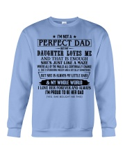 Special gift for your daddy - A00 Crewneck Sweatshirt thumbnail