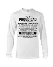 Tung Upsale - Special gift for Dad  Long Sleeve Tee thumbnail