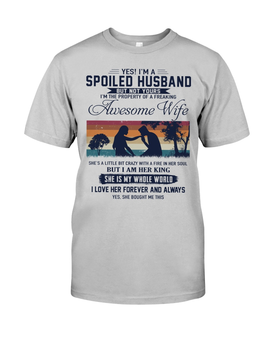 Special gift for husband - C00 Classic T-Shirt