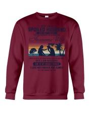 Special gift for husband - C00 Crewneck Sweatshirt thumbnail
