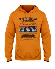 Special gift for husband - C00 Hooded Sweatshirt thumbnail