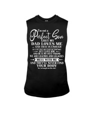 Special gift for Dad Unite Win Sleeveless Tee thumbnail