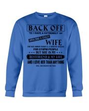 Tung Store - Perfect gift for Husband T5-27 Crewneck Sweatshirt thumbnail