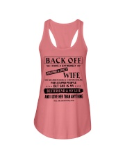 Tung Store - Perfect gift for Husband T5-27 Ladies Flowy Tank thumbnail