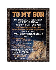 Tung store To my son T0 T1-14 Quilt tile