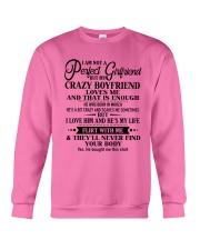 Special gift  for girlfriend - C00 Crewneck Sweatshirt thumbnail