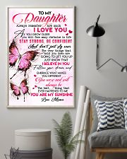Special gift for daughter - C 110 11x17 Poster lifestyle-poster-1