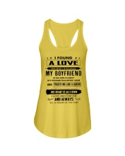 Perfect gifts for Girlfriend - August Ladies Flowy Tank thumbnail