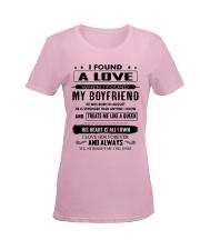 Perfect gifts for Girlfriend - August Ladies T-Shirt women-premium-crewneck-shirt-front