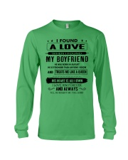 Perfect gifts for Girlfriend - August Long Sleeve Tee thumbnail